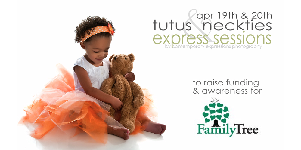 Tutus and Neckties - A fundraiser for Family Tree